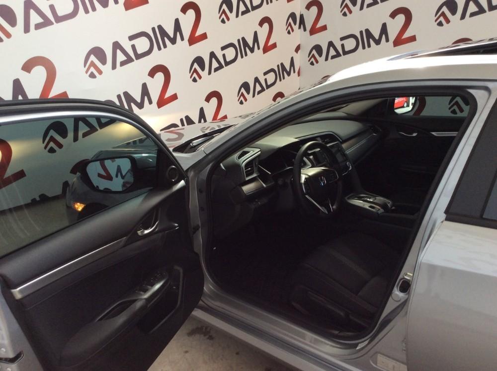 2018 Honda Civic Civic 16 Dizel Otomatik Elegance Adım Otomotiv
